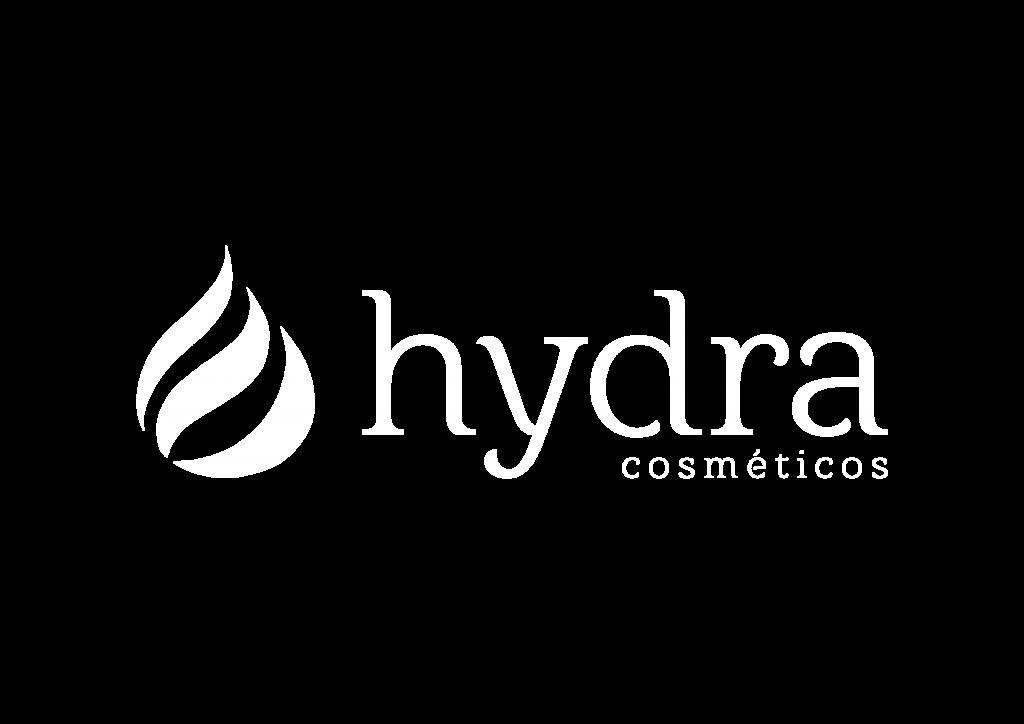 Logo 3D Hydra_BRANCA