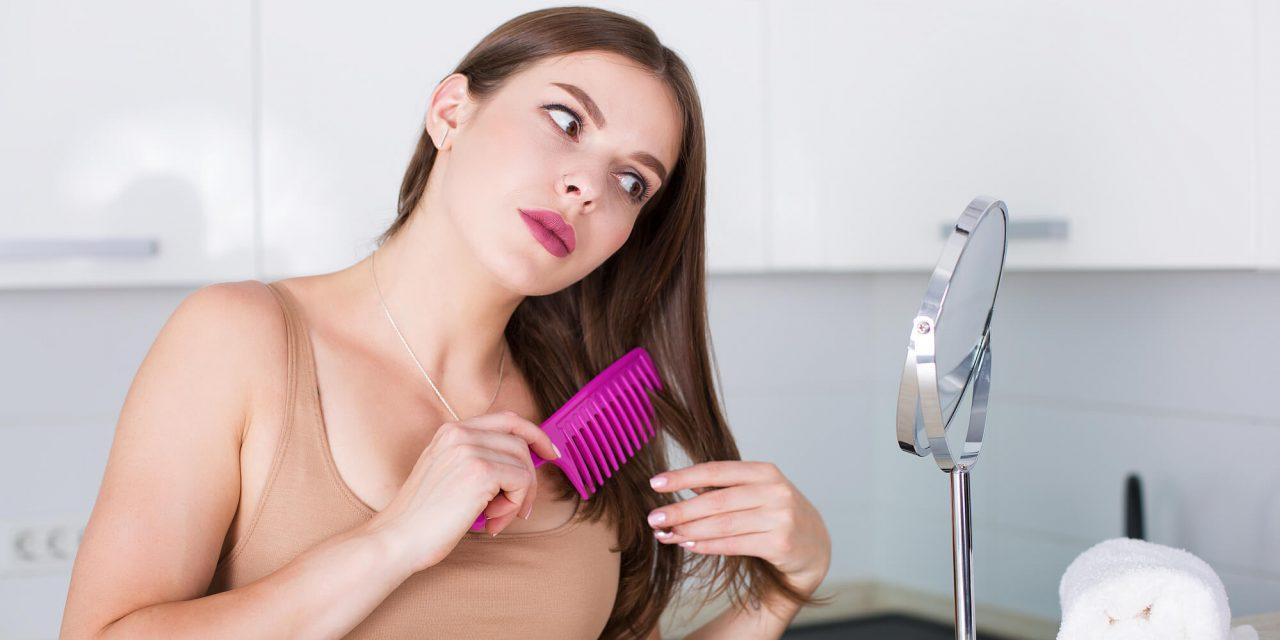 Saiba o que fazer para acabar com os cabelos oleosos